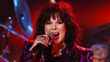 iHeartRadio Live - Ann Wilson Honors Late Icons With Moving Performance Of Their Biggest Hits