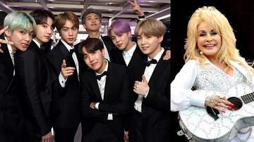Jesse Lozano - Dolly Parton Teases Possible Collaboration With BTS