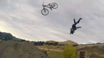 Jake Dill - 8-Year-Old Learns Backflip ...Eventually