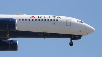 Chuck and Kelly - Severe Turbulence Grounds Delta Flight