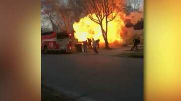 Hurley - WATCH: Enormous Meth Lab Explosion Caught On Video
