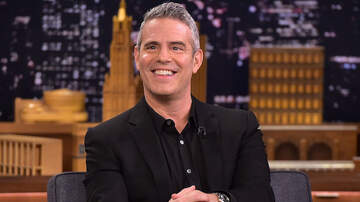 iHeartPride - Andy Cohen Shares First Photos Of Newborn Baby Boy's Face