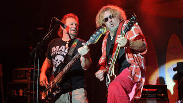 Maria Milito - Sammy Hagar Confirms Van Halen Asked Michael Anthony About Reunion