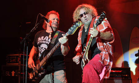 Rock News - Sammy Hagar Confirms Van Halen Asked Michael Anthony About Reunion