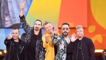 Shanna - Shania Twain joined the Backstreet Boys on stage and I'm shook