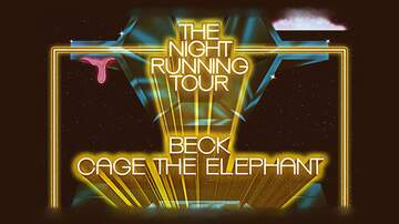 None - Beck, Cage the Elephant, Spoon, and Sunflower Bean | August 27th