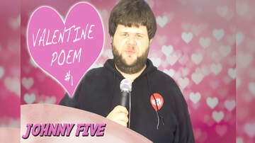 The KiddChris Show - Johnny Five - Valentines Poem #1