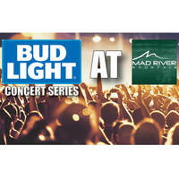 Bud Light Concert Series at Mad River Mountain