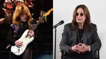 Maria Milito - Former Ozzy Osbourne Guitarist Bernie Tormé Hospitalized With Pneumonia