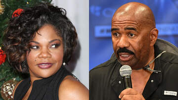 Entertainment - Mo'Nique & Steve Harvey Argue About Her Being 'Blackballed' By Hollywood