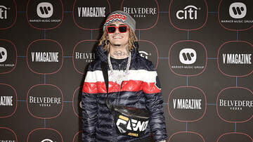 DJ A-OH - Lil Pump Hands Out Pizza to the Homeless In Skid Row