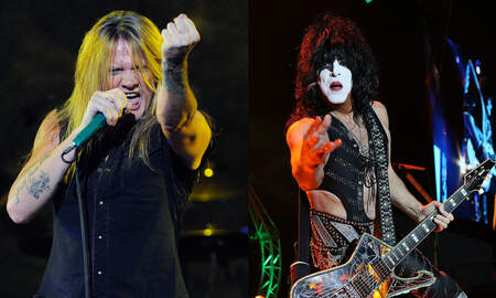 Rock News - Sebastian Bach Says KISS Isn't Faking It