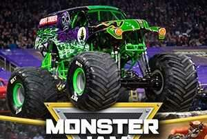 Contest Rules - Win Monster Jam Tickets!
