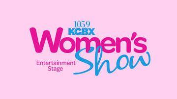 KGBX Women's Show - Entertainment Stage Schedule