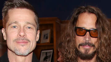Trending - Brad Pitt Is Set To Produce A New Chris Cornell Documentary