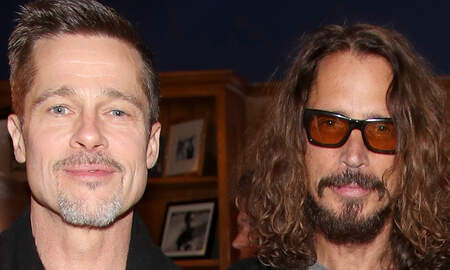 Rock News - Brad Pitt Is Set To Produce A New Chris Cornell Documentary