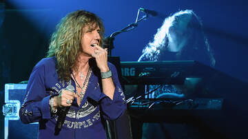 Ken Dashow - Whitesnake Releases New Song Shut Up & Kiss Me