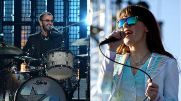Rock News - Jenny Lewis Recruits Ringo Starr For New Song 'Heads Gonna Roll'