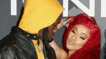 Trending - Cardi B Wears Engagement Ring For The First Time In Months — See The Pics