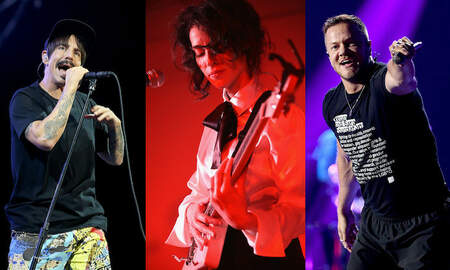 Rock News - Imagine Dragons, Red Hot Chili Peppers + More Auction Items For Charity