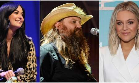 Music News - Kacey Musgraves, Chris Stapleton + More Donate Items For Charity Auction