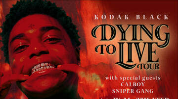 None - Kodak Black: Dying To Live Tour at WaMu Theater