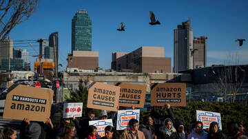 Local News - Amazon Backs Out Of Move to Long Island City