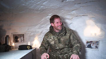 Chad & Leslye - Watch Prince Harry's Reaction When He Sees Surprise Photo