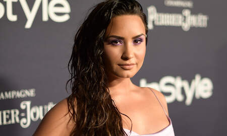Entertainment News - Henri Levy Writes Loving Note For Girlfriend Demi Lovato On Valentine's Day