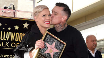 Music News - Pink Recalls Slashing Husband Carey Hart's Tire On Thanksgiving