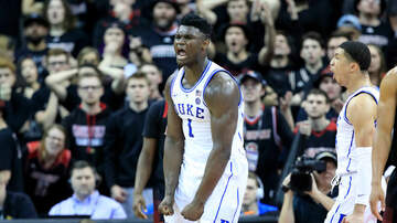 Mansour's Musings - Duke Freshman Zion Williamson DENTED A BASKETBALL WITH HIS FINGERS! [PHOTO]