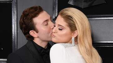 Valentine In The Morning - Meghan Trainor's 'Marry Me' Music Video Features Her Own Wedding Clips