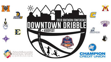 None - 2019 Southern Conference Downtown Dribble