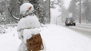 The Morning Breeze - If You Are Heading To Tahoe This Weekend, Read This Regarding Closures!