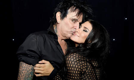 Rock News - Tommy Lee Marries Brittany Furlan