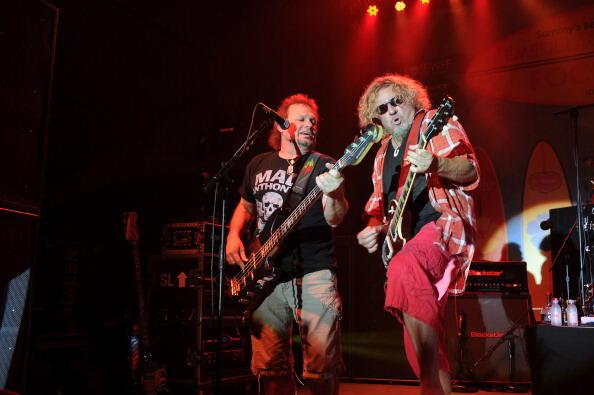 Sammy Hagar Supports Michael Anthony's Return To Van Halen