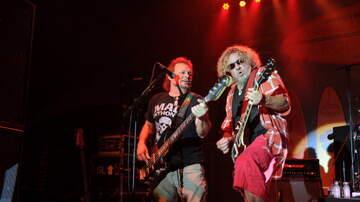 Martha Quinn - Sammy Hagar Supports Michael Anthony's Return To Van Halen