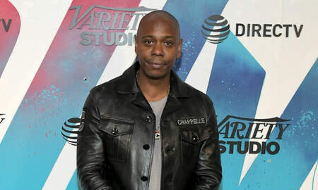 Entertainment - Dave Chappelle Surprises Ticket Scam Victims With Huge Valentine's Day Gift