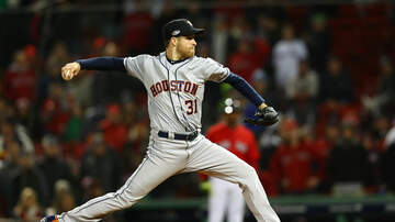 None - Astros Moving McHugh Back Into Rotation