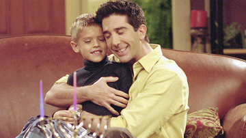 Music News - Cole Sprouse Just Revealed The Real Reason Ben Disappeared From 'Friends'