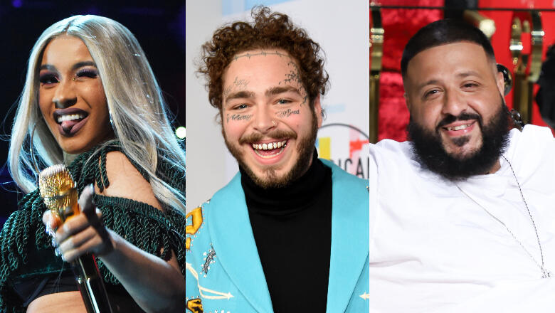 Cardi B Actually Heartbroken Despite Putting On Brave: Party With Cardi B, Post Malone & DJ Khaled On A Cruise