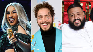 Music News - Party With Cardi B, Post Malone & DJ Khaled On A Cruise This Summer