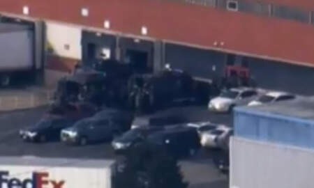 National News - Active Shooter Reported At Industrial Building In Illinois