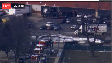 NewsRadio WKCY - News NOW  - Active shooter Aurora Illinois. Multiple casualties - Shooter Caught