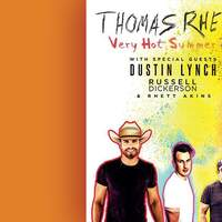 Enter to win a pair of tickets to see Thomas Rhett's 'Very Hot Summer Tour'