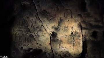 Coast to Coast AM with George Noory - Video: Hundreds of Eerie 'Witches' Marks' Found in English Cave