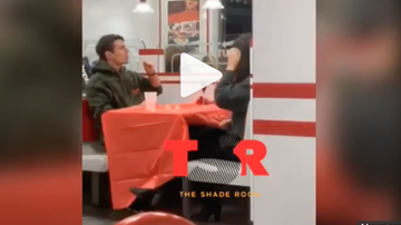 Qui West - Girl Reacts To Dude Bringing Her To In N Out For Valentines Day!