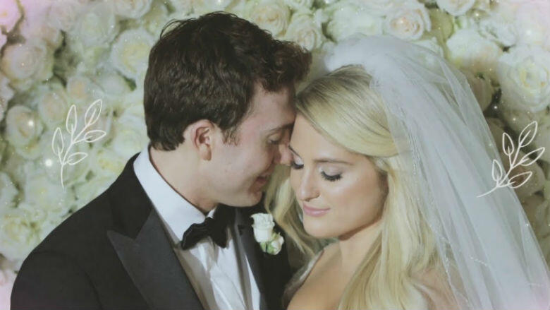 Meghan Trainor's 'Marry Me' Video Is A VIP Invite To Her Wedding