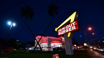 Nina Chantele - In-N-Out Burger Is Offering A Special Freebie To Kids On Rainy Days.