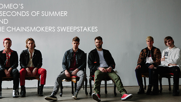 Contest Rules - Romeo's 5 Seconds of Summer and The Chainsmokers Sweepstakes Rules